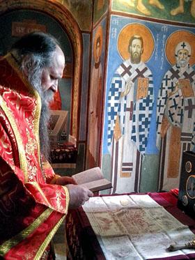 Манастир Шудикова је освештан моштима двојице великих српских светитеља