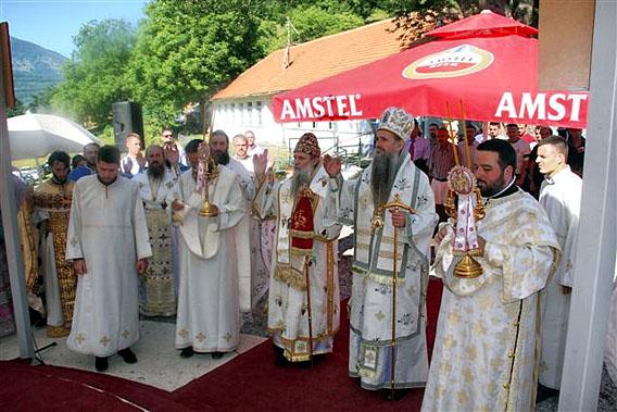 Празник Светих Кирика и Јулите, слава храма у Великци