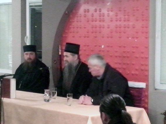 """Владика Јоаникије одржао предавање на тему """"Црква и култура"""