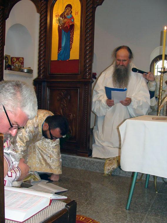 Свечано освећење храма Светог Јована Крститеља у Бајовом Пољу