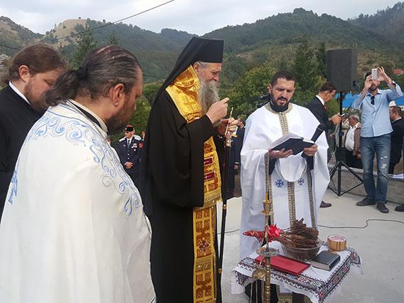 У славу Светог Александра Невског, заштитника Васојевића