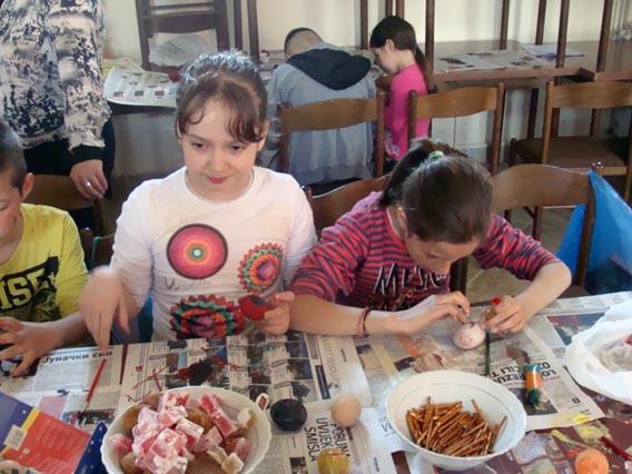 Претпразничне радости у школи вјеронауке у Страшевини